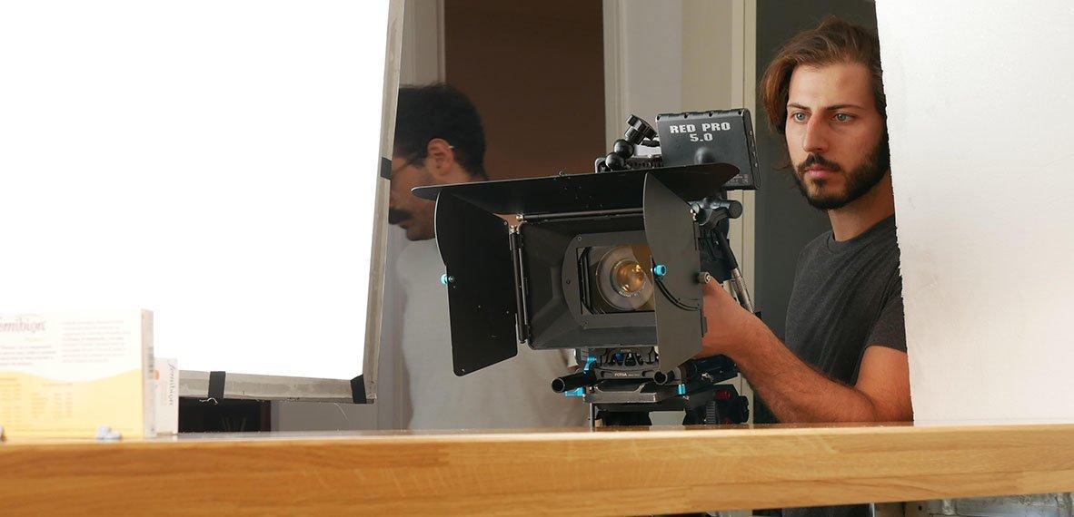 Albert Bada, director de fotografía, profesor de IDEP Barcelona y socio de Arrival Films