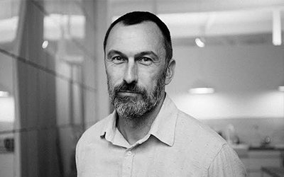 Gordon Mackinnon, productor ejecutivo