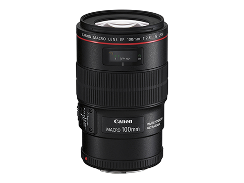 Objetivo Canon EF 100mm f/2.8L Macro IS USM