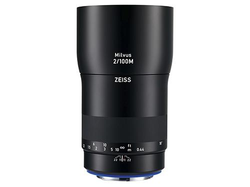 Objetivo Zeiss Milvus T*2-100mm Macro ZE Canon