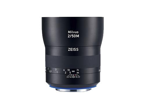 Objetivo Zeiss Milvus T*2-50mm Macro ZE Canon