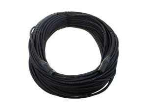 Cable audio XLR (M) - XLR (H) 50m