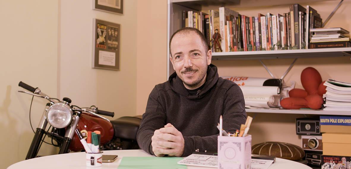 Entrevistamos a Jaume Ripoll, cofundador de la plataforma de cine independiente