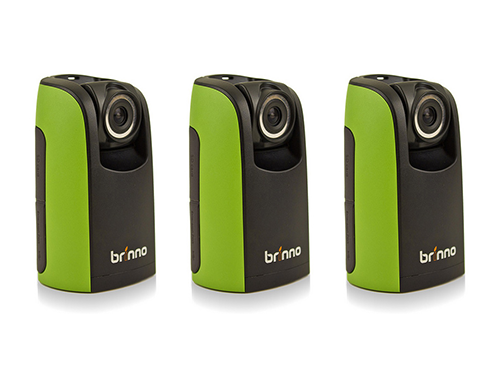 Kit 3 cámaras Time Lapse Brinno TLC200