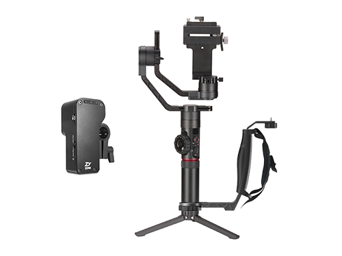 Gimbal Zhiyun-Tech Crane 2 + Follow Focus + Empuñadura doble
