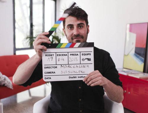 Entrevista Marc Galver, el realizador audiovisual estrenará documental sobre Astrid Fina