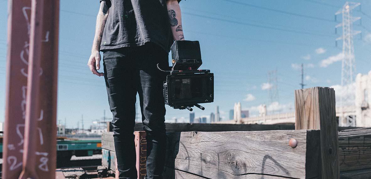 Fotografía Jacob Owens filmmaker indie camera