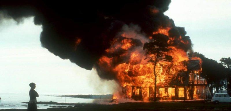 'Sacrifi cio' de Andrei Tarkovski
