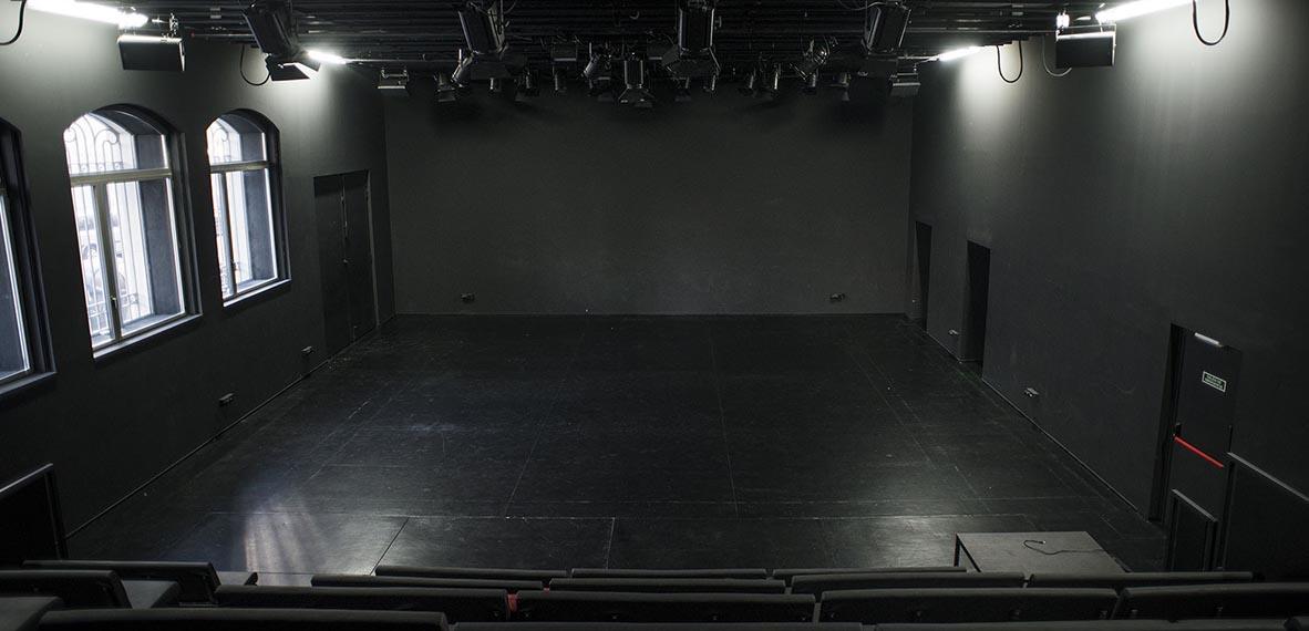 Sala Hiroshima, un proyecto independiente centrado en nuevas escenas y arte en movimiento