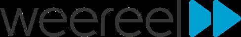 Weereel Logo Negro Audiovisual