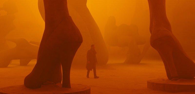Cabecera Blade Runner Roger Deakins Fotografía