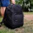 Cabecera mochila satchler travel