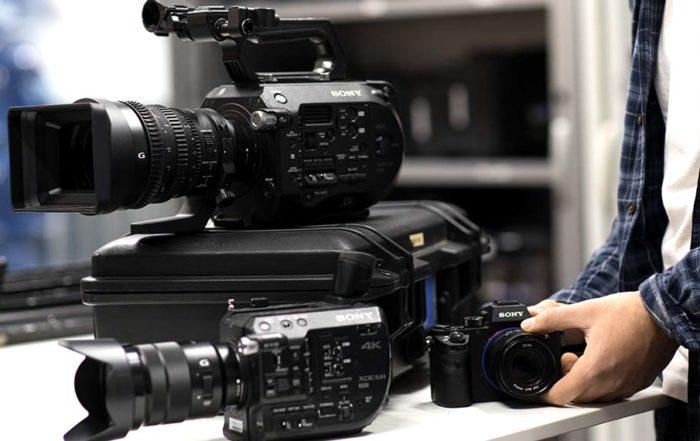 Sony PXW-Fs7 PXW-FS5