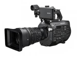 Sony PXW-FS7 II + Objetivo Sony FE PZ 28-135mm f/4 G OSS Lens