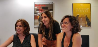 Mar Medir, Patricia Bonet, Queralt Pons. Catalan Films