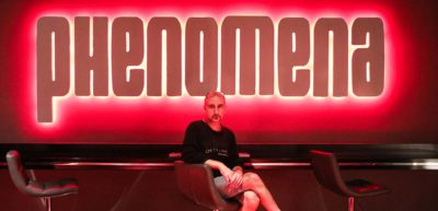 Nacho Cerdà Phenomena Experience Entrevista
