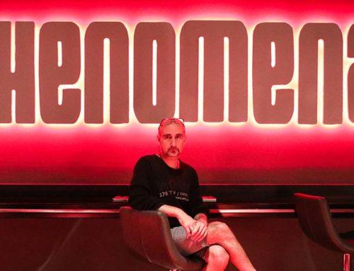 Entrevista a Nacho Cerdà – Phenomena Experience
