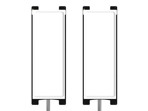 Kit 2 paneles LED RGB DMG Lumière MINI MIX
