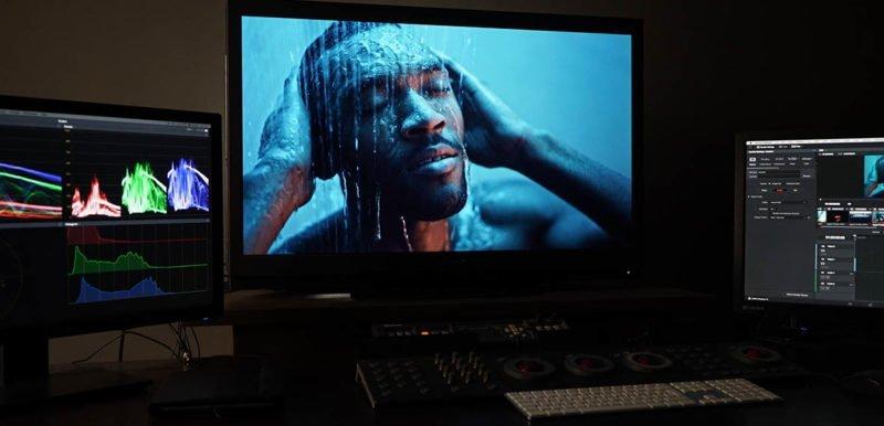Moonlight Barcelona monitor Dolby