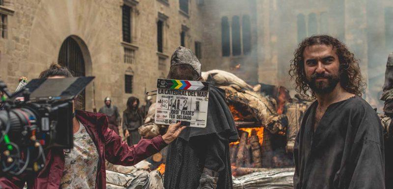 Barcelona Film Commission Rodaje La Catedral del Mar