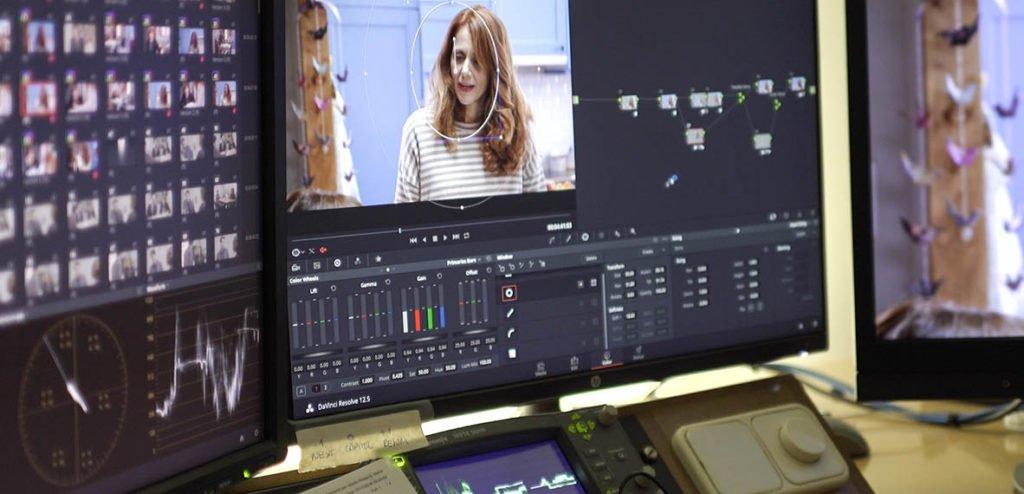 Etalonaje Colorista serie TV3 Com si fos ahir Marta Abella