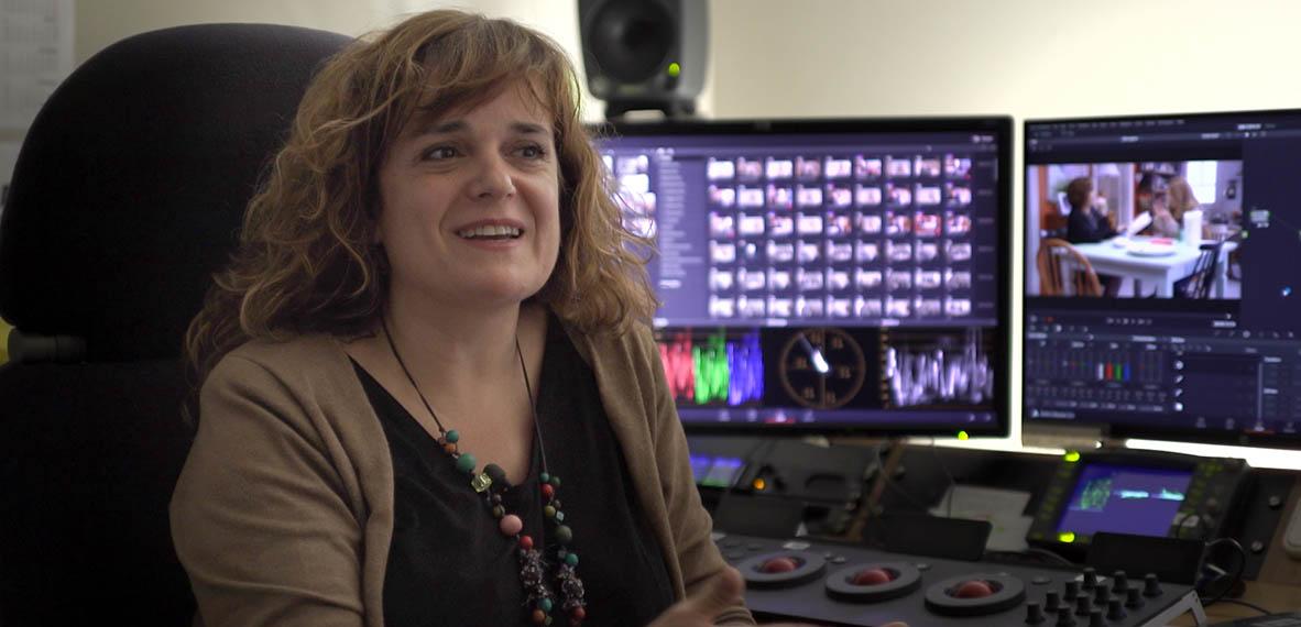 Marta Abella Colorista Com si fos ahir TV3