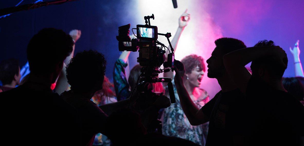 Alba Gargantilla - La ECAM, la escuela de profesionales del cine en Madrid Avisual PRO