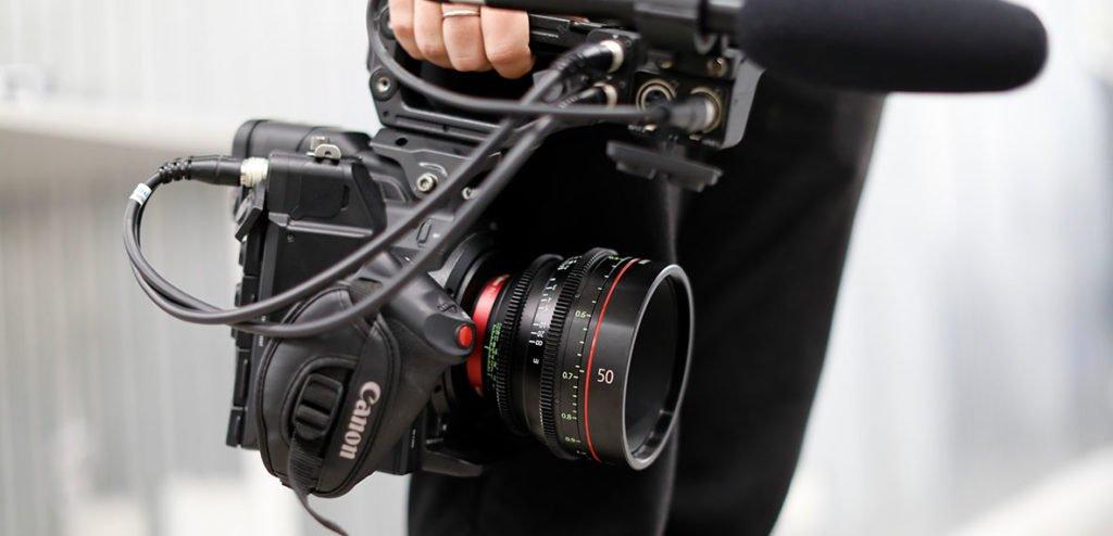 Canon EOS C300 Mark II cámara cine digital