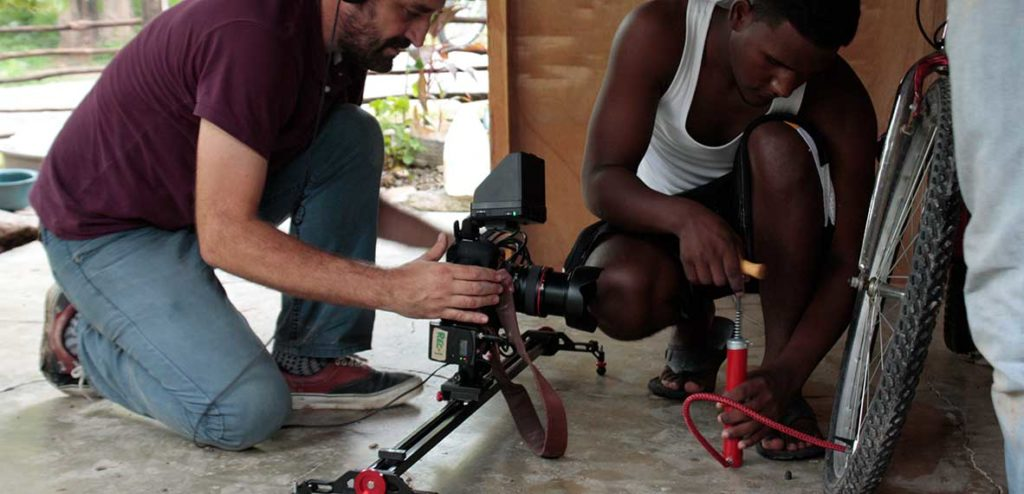 Consejos material audiovisual rodar documental LENS Madrid