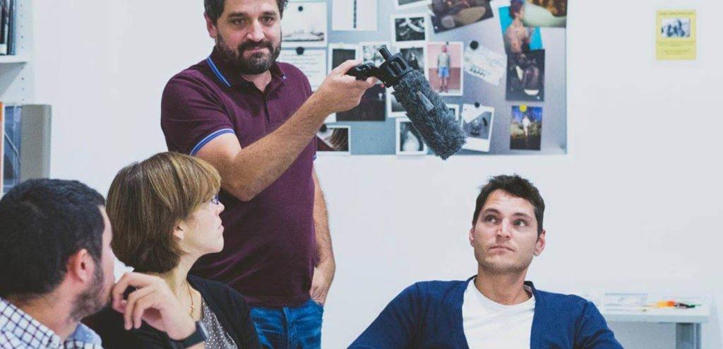 Fernando Martín profesor audiovisual LENS Madrid mirada documental Avisual PRO