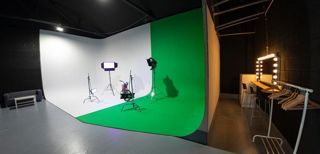 espacio de trabajo audiovisual y cooperativo