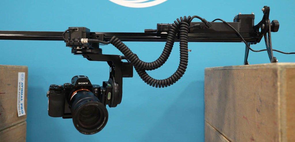 como grabar con el slider Noxon Compact