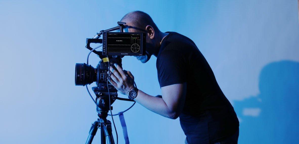 Historia de las velocidades de filmación