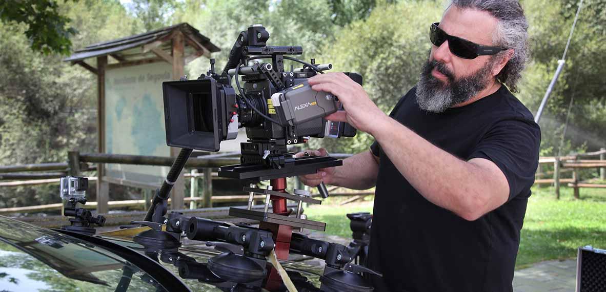 Miguel Leal, director de fotografía
