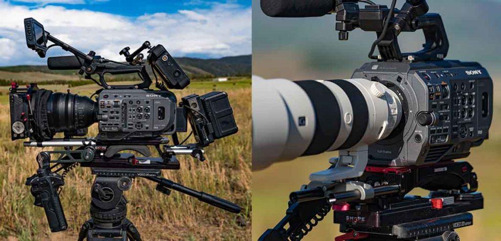 Sony PXW-FX9 Full-Frame