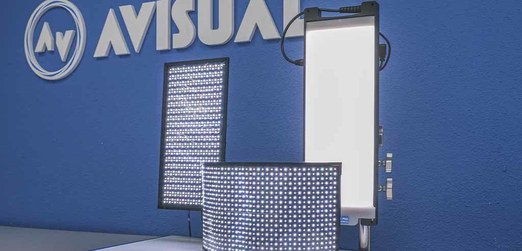 iluminacion para video
