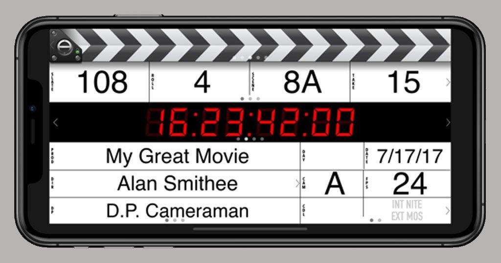 MovieSlate 8