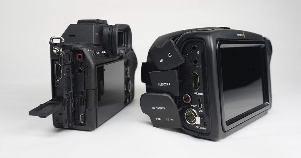 camara Sony a7S III