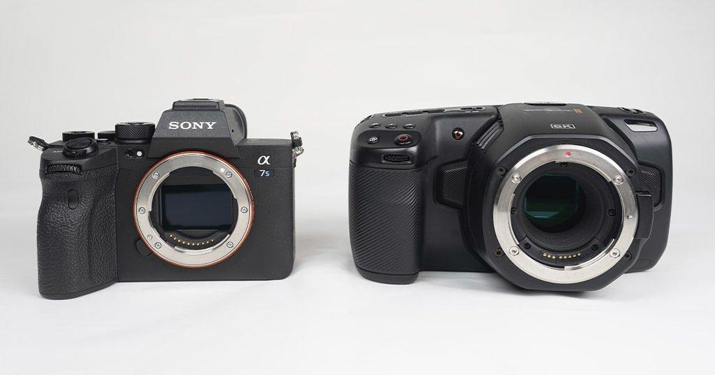 camera blackmagic pocket