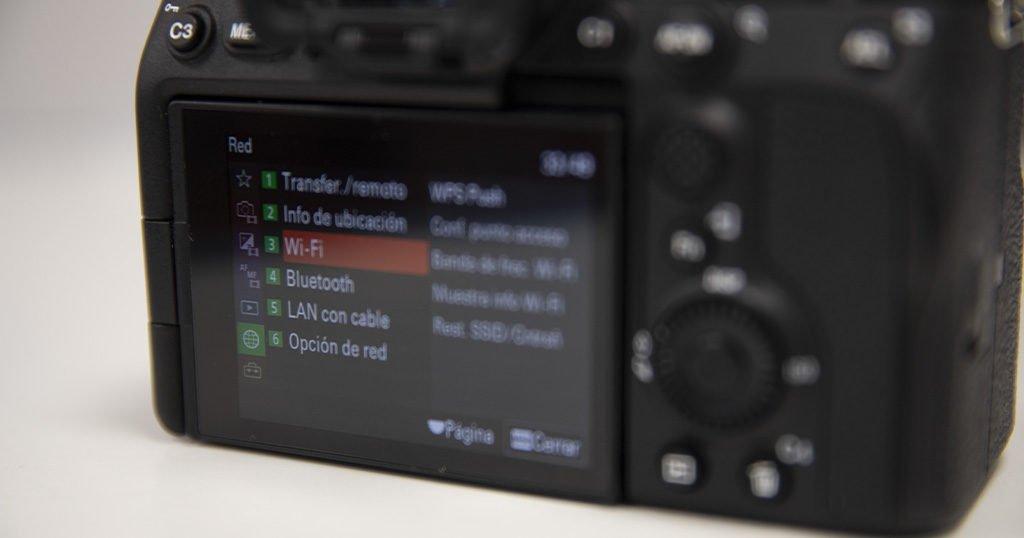 Análisis Sony a7S III