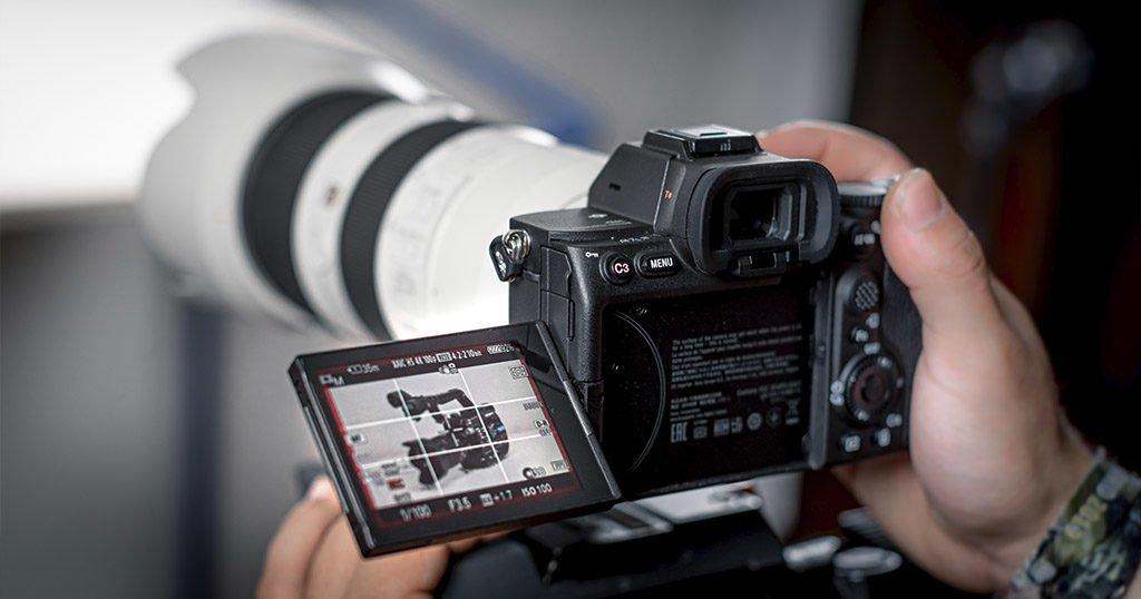 características Sony a7S III