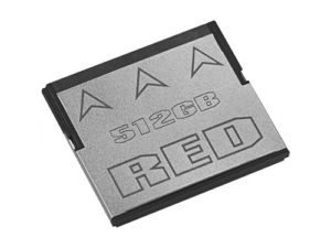 Tarjeta de memoria RED PRO CFast 512GB