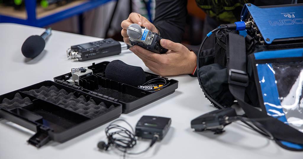 Cómo elegir un buen grabador de sonido