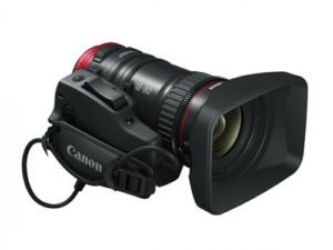 Objetivo Canon CN-E 18-80mm T4.4 L IS KAS S