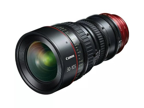 Objetivo Canon CN-E 30-105mm T2.8 L S