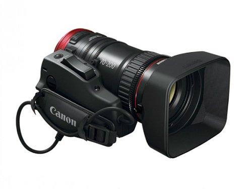 Objetivo Canon CN-E 70-200mm T4.4 L IS