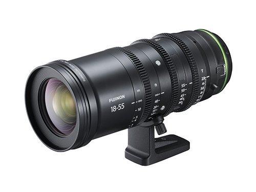 Objetivo Fujinon MKX 18-55mm T2.9 E