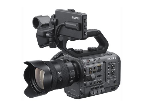 Sony ILME-FX6 + Objetivo Sony FE 24-105mm f/4 G OSS
