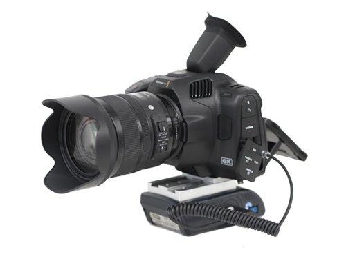 Kit Blackmagic Pocket Cinema Camera 6K