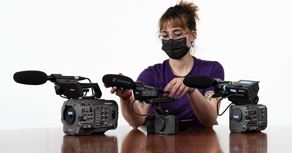 Sony FX3, Sony FX6 y Sony FX9